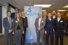 Svenska cleantech-startups avrundar internationell turné i kapitaltäta Boston