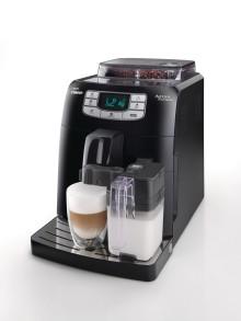 Philips Saeco presenterar- Den perfekta espresson för hemmabaristan