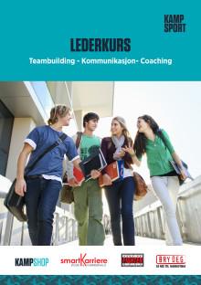 Lederkurs for ungdom innen kampsport