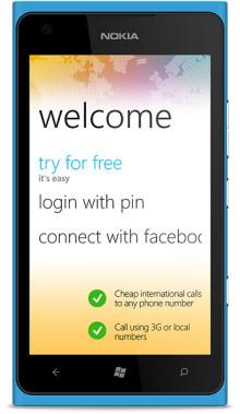 Rebtel lanserar ny mobilapp för Windows Phone