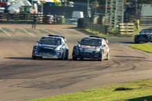 Brink eller Hansen när RallyX-lites kommer till Solvalla?
