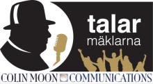 Talarmäklarna förmedlar Colin Moon, Årets Talare 2012.
