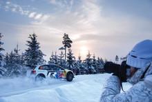 Välkommen att uppleva Rally Sweden