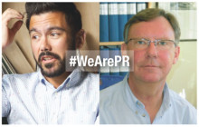 What does PR mean to a music label executive and to an industrial B2B communicator? ​#WeArePR