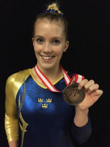 VM-brons i Odense till Lina Sjöberg