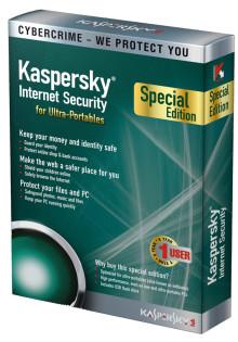 Kaspersky lanserar säkerhetlösning för Netbooks