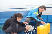 Polarforskningssäsongen har börjat