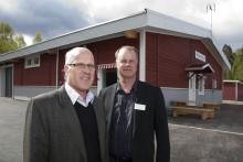 Sveriges energisnålaste industrilokal: Hedbergs Tak på 600 kvadratmeter förbrukar samma mängd energi som en liten villa på 100 kvadratmeter