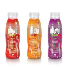 Bravo lanserar juicedryck med energi från gröna kaffebönor