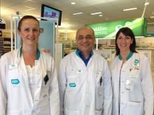 Farmacevter i Apoteksgruppen satsar och öppnar nytt apotek i Västerås!