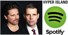 Alex & Sigge, Hyper Island och Spotify nominerade till Stora Annonsörpriset 2015