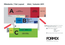 Formex Fair Layout Autumn 2011