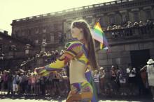 50 000 deltog i årets Pride Parade