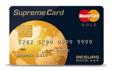 Resurs Bank lanserar kortet Supreme Card Gold i Norge och accelererar nordisk expansion