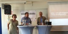 Praktikertjänsts vd deltog i SIQ:s paneldebatt i Almedalen