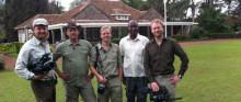 Dansk film stiller skarpt på safari