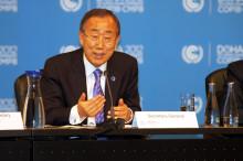 Klima: Rike land må ta ledelsen
