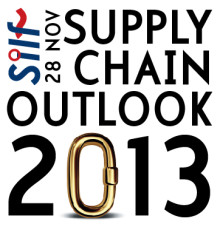 Supply Chain Outlook 28 november 2013