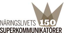 Första nätverksträffen för näringslivets 150 Superkommunikatörer
