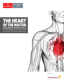 """Rapport: Ny strategi behövs för att hantera hjärtsjukdomar - vår tids """"största epidemi"""""""