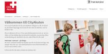 CityAkuten lanserar ny webbplats
