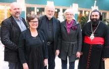 """Kyrkoledare: """"Julbudskapet händer hela tiden"""""""