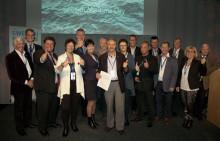 Ett enat Bohuslän - historisk avsiktsförklaring undertecknad