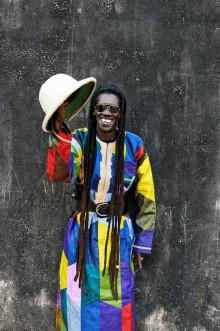 STORA TEATERN: Sufistjärnan som fusionerar panafrikanskt med flamenco, rumba och reggae CHEIKH LÔ