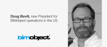 Doug Bevill, new President for BIMobjectoperations in the US