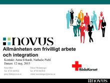 Undersökning av inställning till svenskundervisning för asylsökande