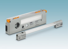 Optimum lighting for the control cabinet with LED technology