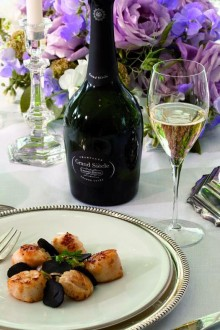 Exklusiva champagner från Laurent-Perrier på Systembolaget