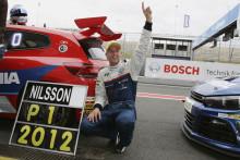Ola Nilsson - Volkswagen Scirocco R-Cup Mästare 2012