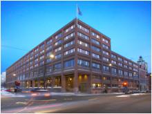 KLP Eiendom kjøper Klamparen 10 i Stockholm