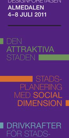 STD-företagen i Almedalen: Inbjudan seminarier