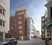 35 nya hyresrätter i centrala Malmö klara för inflyttning
