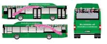 Melodifestivalen börjar på bussen - ta Melodibussen till Andra Chansen