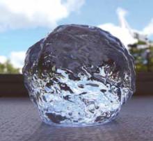 Vald av glas Ann Wolff - sommarens utställning på Falkenbergs museum designmuseum