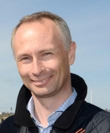 Nicholas Cordrey slutar på Svensk Galopp