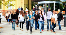 Högskolan Kristianstads studenter presterar över genomsnittet