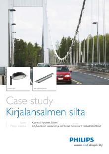 Case study: Kirjalansalmen silta