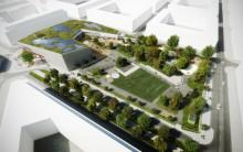 Herrestaskolan ett av Sveriges bidrag på världskonferens om hållbart byggande