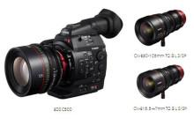 Kvalitet, prestanda och kreativa möjligheter – Canon förstärker Cinema EOS System