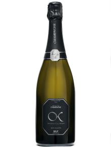 Operakällaren har tagit fram en ny champagne