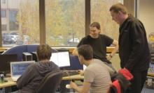 UKITA member EPX Ltd supports Staffordshire University's Challenge Lab