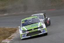 Dubbla finalplatser i rallycross-VM för Volkswagen Team Sweden – Rustad överlägsen i EM