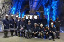 Design av utrustning för framtidens gruvarbete