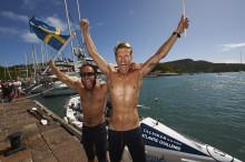 Svenska Nordic Endurance i mål efter 57 dagar på Atlanten