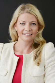 Josefine Uppling ny analys- och kommunikationschef på Mäklarsamfundet