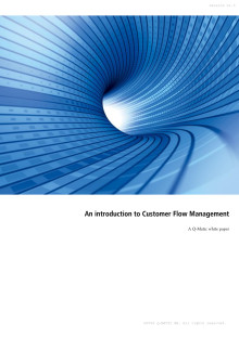 Customer Flow Management - A Qmatic White Paper